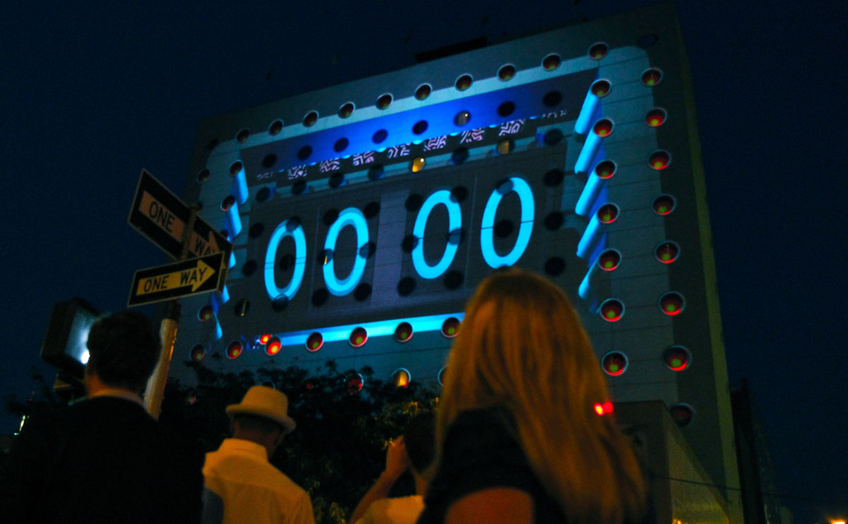 Barco Animates Nyc With 3d Projection Mapping Barco