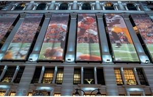 2014 Super Bowl Projection Mapping