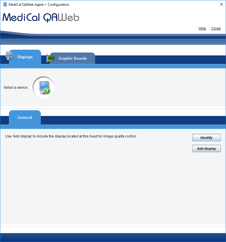 Knowledge Base - My Barco clinical or diagnostic display is not