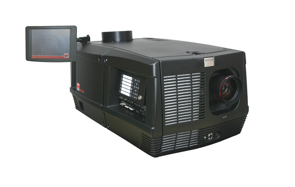 barco projection system April 08, 2016 8:00am pt by carolyn giardina cinemacon: barco to unveil high contrast laser projection system (exclusive) the manufacturer's latest sy.