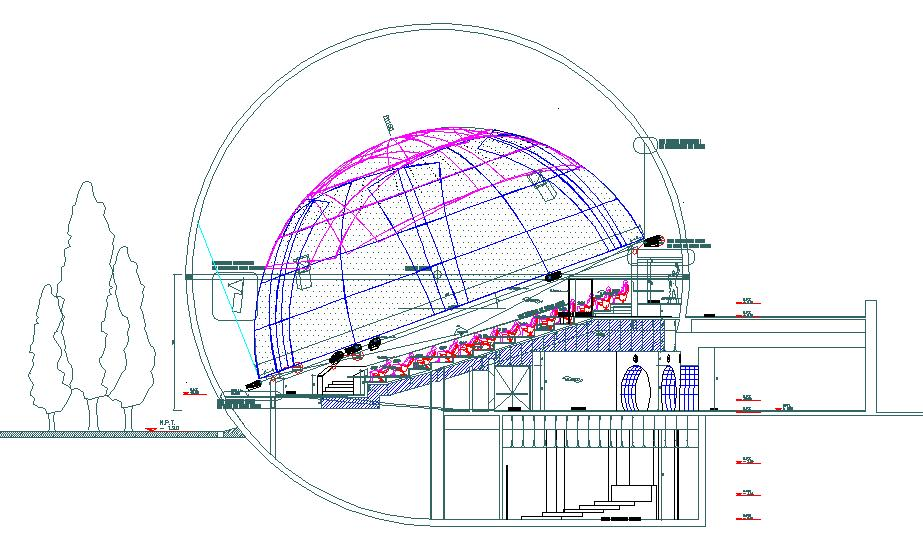 Barco I DOMETM To Provide Largest Dome In North America With