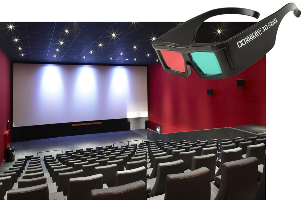 Multiplex goes 3d with new barco 2k digital cinema projectors