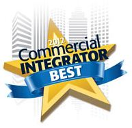 Best commercial integrator award