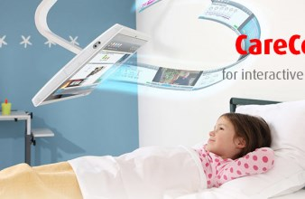 Barco CareConnex for interactive patient care