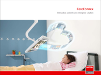 Barco's CareConnex solution for interactive patient care