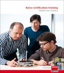 Barco certified training brochure