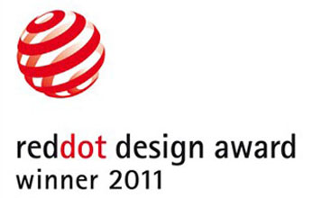 Red dot award for coolest video wall