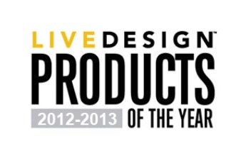 Live Design award logo