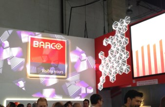 InfoComm Booth