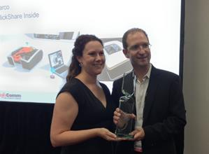 InfoComm 2014 Award - R&S