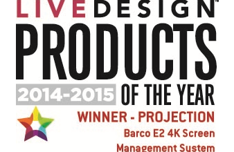 LiveDesign E2 Prod of Year