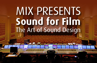 Mix Sound for Film