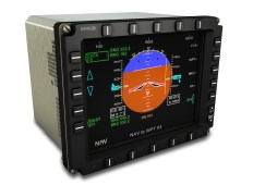 Flight critical displays