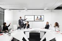 ClickShare wireless presentation and collaboration system