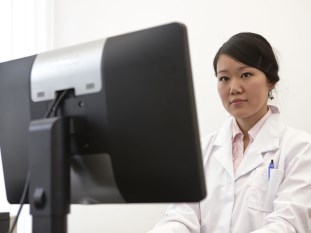Barco's Eonis clinical displays provide healthcare specialists with the precision they need