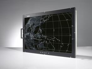 Barco's HD-30 high-resolution rugged display