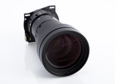 Short tele zoom projection lens (EN32)