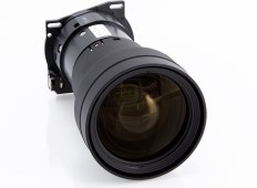 Standard zoom projection lens (EN35)