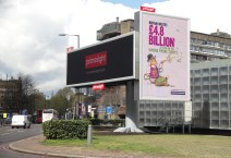 Primesight at Elephant & Castle, London