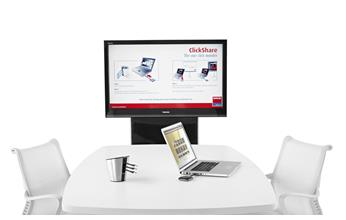 ClickShare at Herman Miller