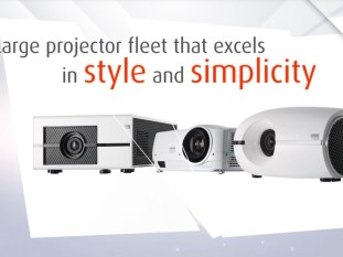 Barco business projectors bring style and simplicity to your meeting room