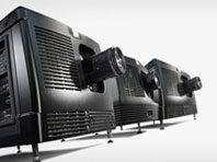 Digital Cinema projectors