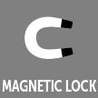 Magnetic lock