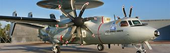 Barco Onboard First E-2D Advanced Hawkeye Delivered to US Navy