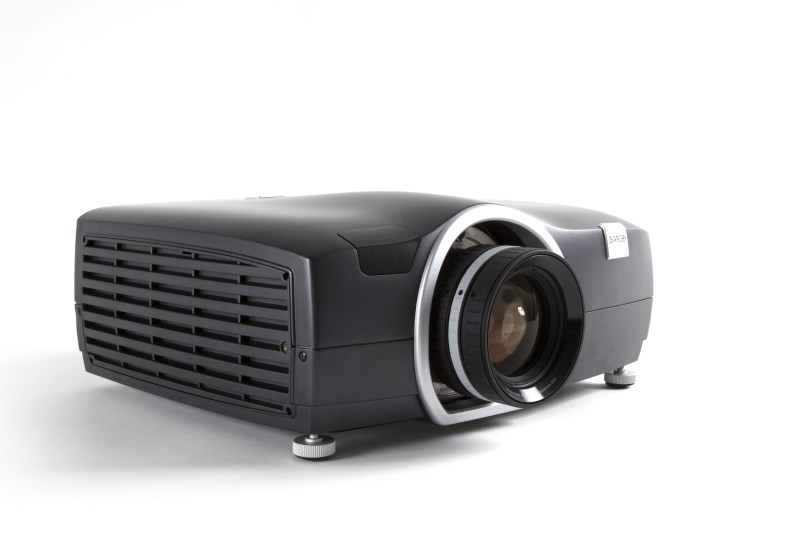 F50 projector training simulation compact bright rugged