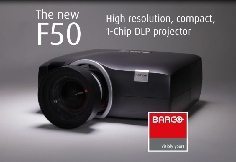 F50 product video